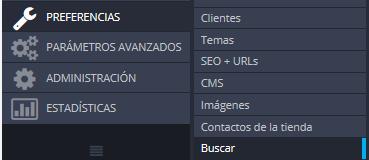 optimizacion base de datos tienda online prestashop