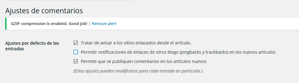 optimizacion web wordpress
