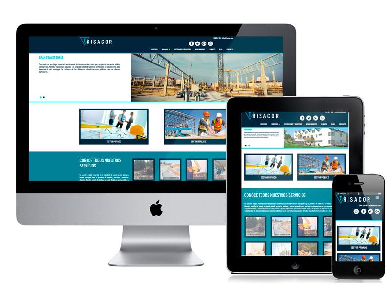 Trabajo de diseño Web en Murcia