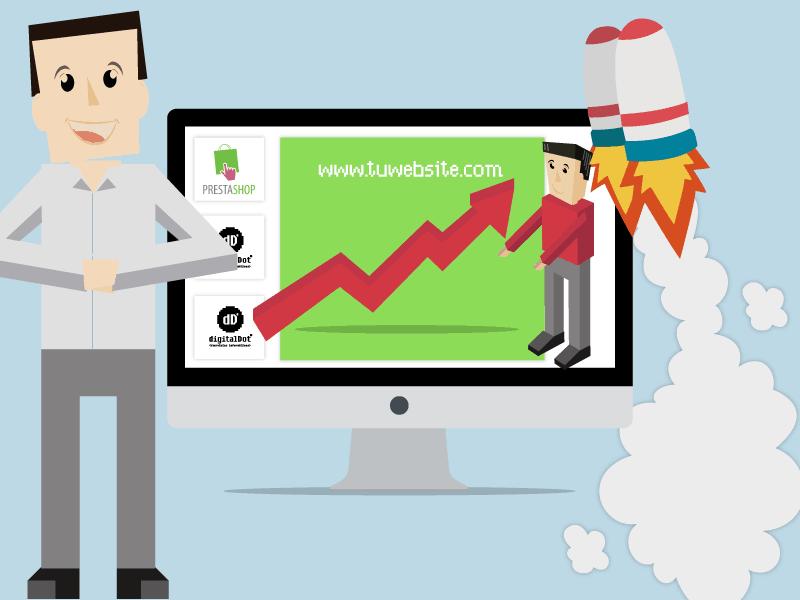 Aprende a mejorar el posicionamiento SEO de tu tienda online
