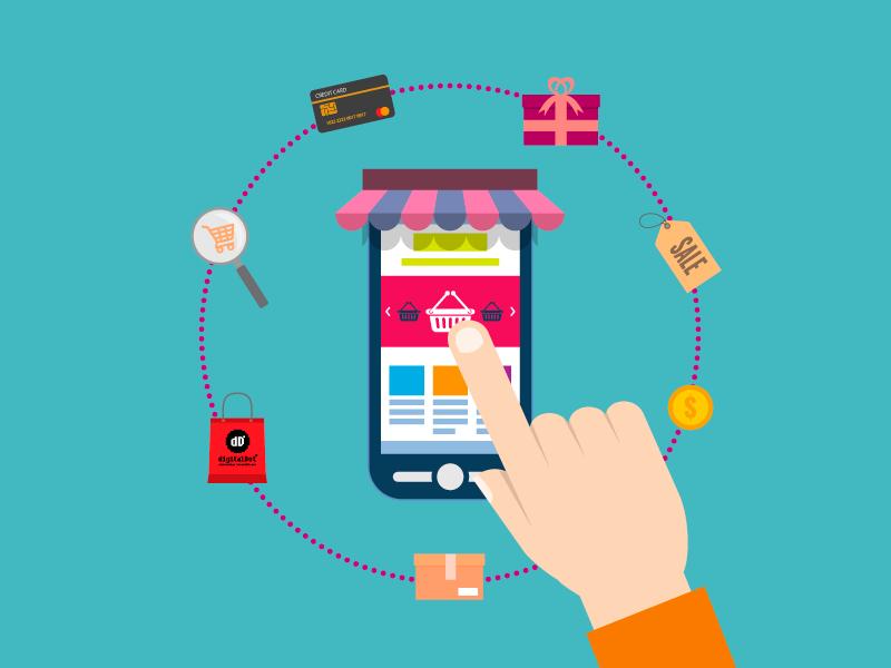 Publicidad móvil y tiendas online