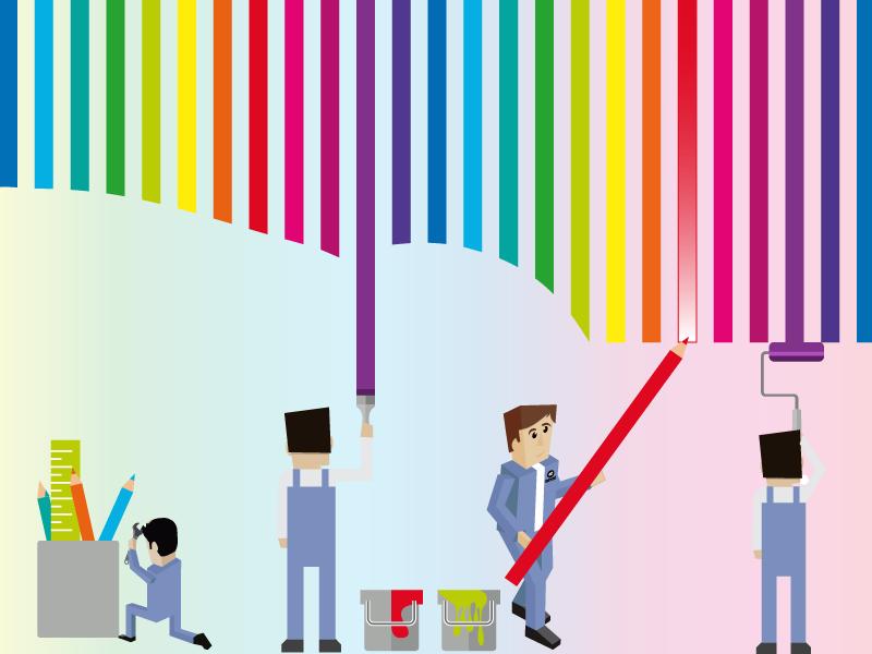 Importancia del color en el diseño gráfico