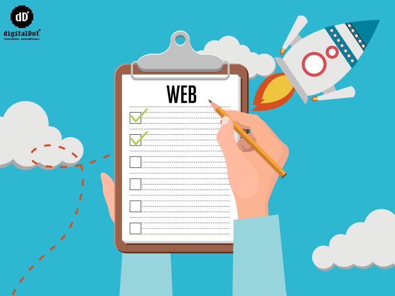 Consejos para lanzar una web