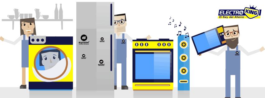 Desarrollo tienda online Electroking