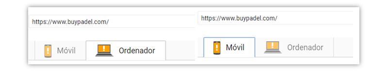 herramienta page speed