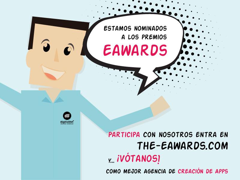 Premios eAwards 2017. digitalDot