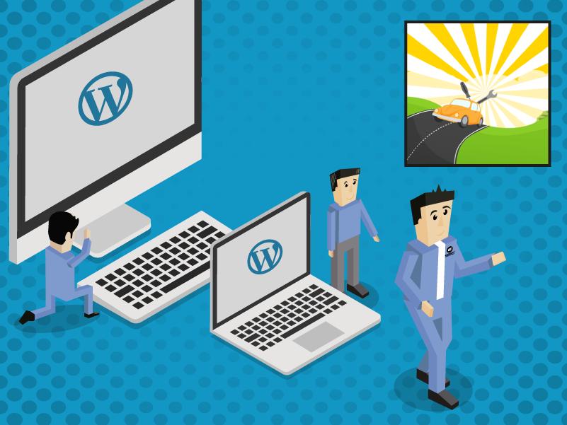 servicio mantenimiento wordpress digitaldot murcia