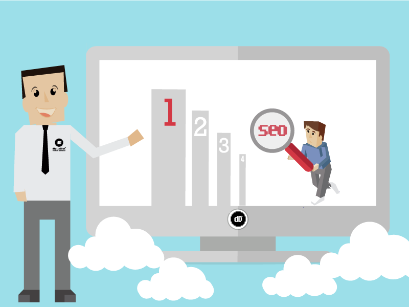 Marketing y posicionamiento web. digitalDot