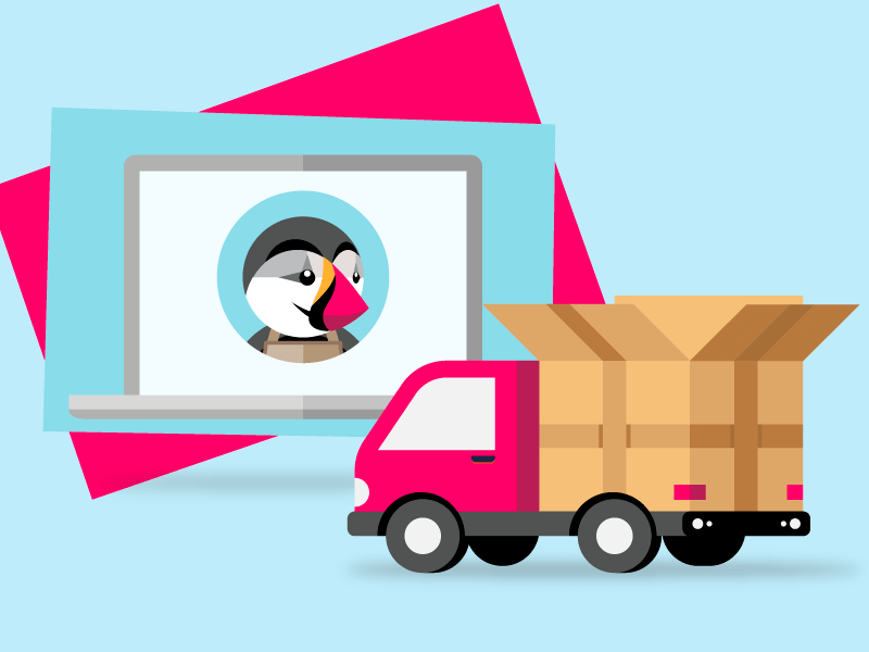 Configurar envíos en Prestashop. digitalDot