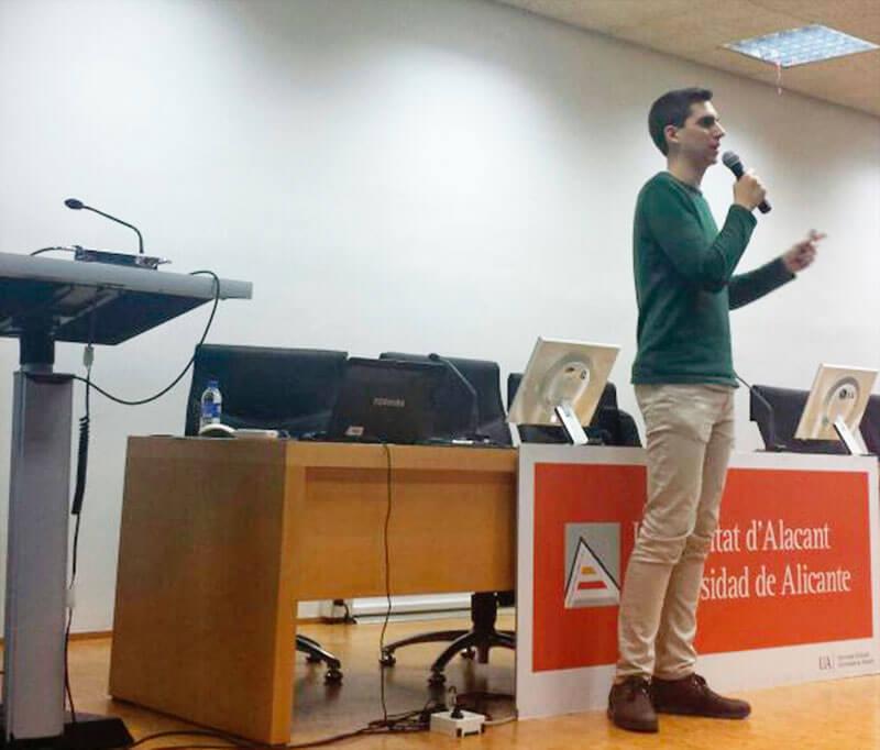 Conferencia de SEO local en Alicante