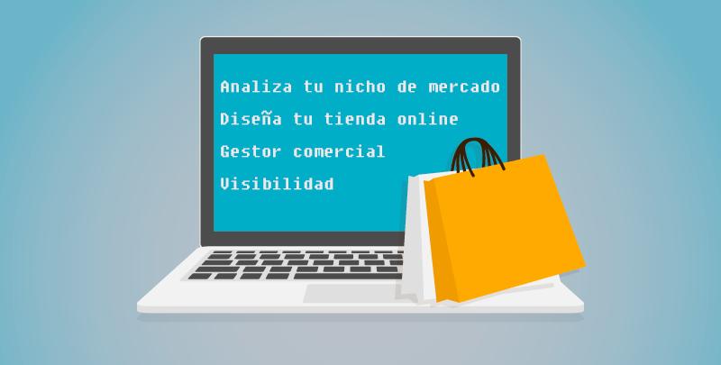Claves para optimizar la tienda online. digitalDot