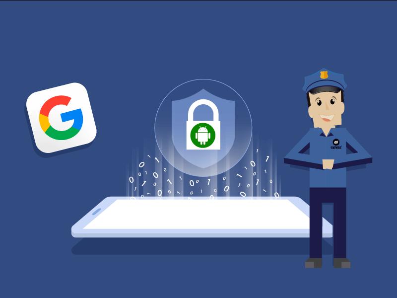 Google y la seguridad que protege a Android