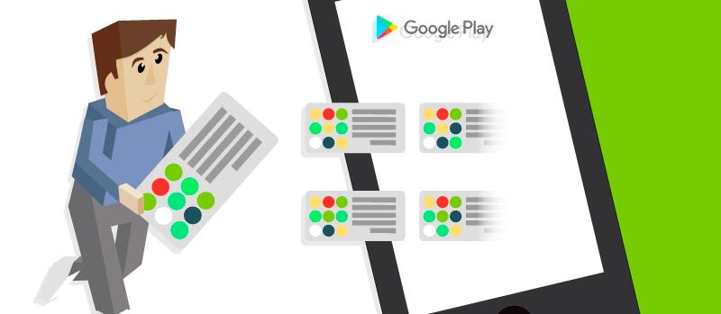 subir app google play