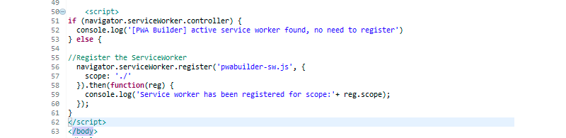Configurar Joomla para Progressive Web App