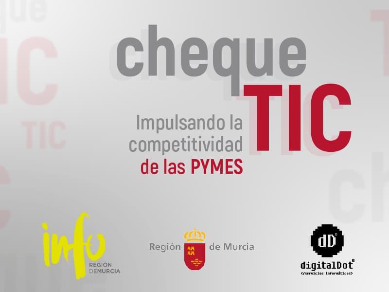 Ayudas cheque TIC. digitalDot