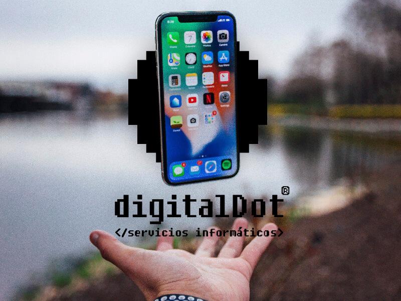 Mantenimiento de aplicaciones móviles. digitalDot