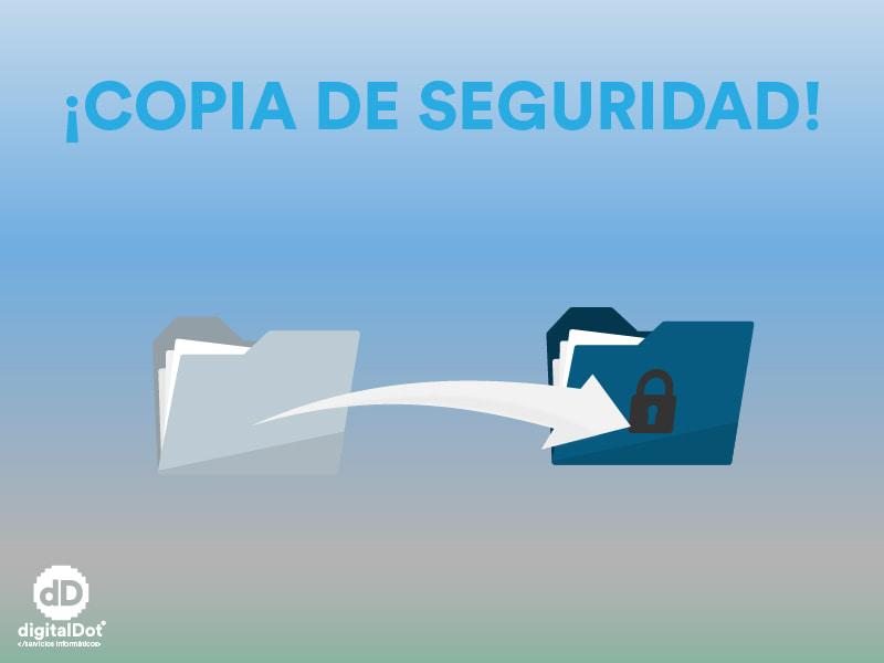 Copia de seguridad Drupal. digitalDot