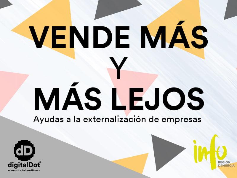 Ayudas Pymes internacional. digitalDot