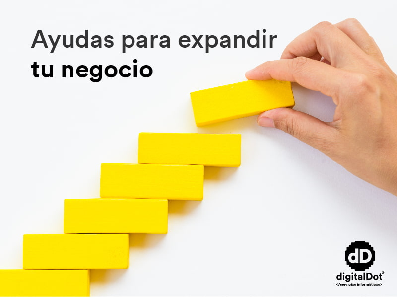 Ayudas Xpande Digital Marketing. digitalDot