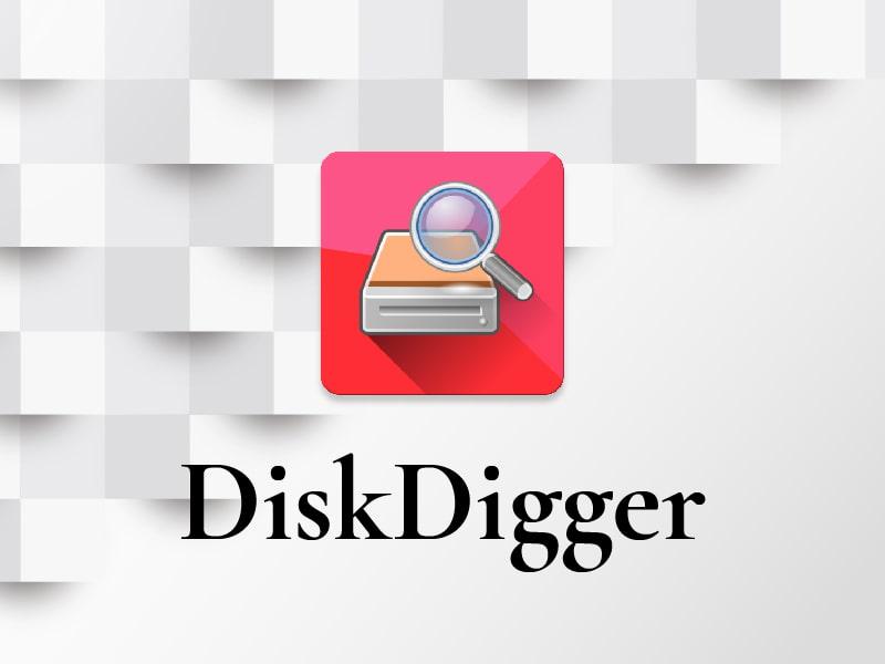 Recuperar fotos con app diskDigger