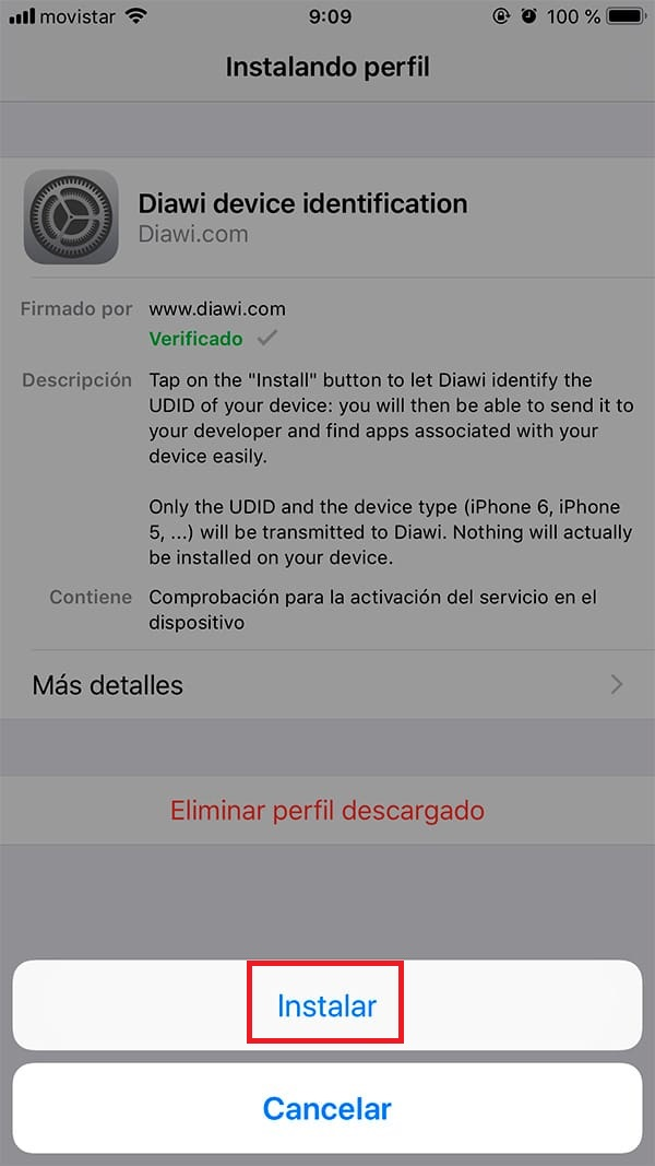 testeo app ios sin app store