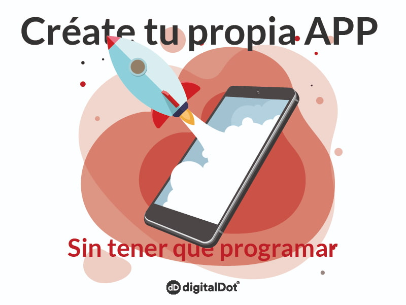 Crear app sin programar