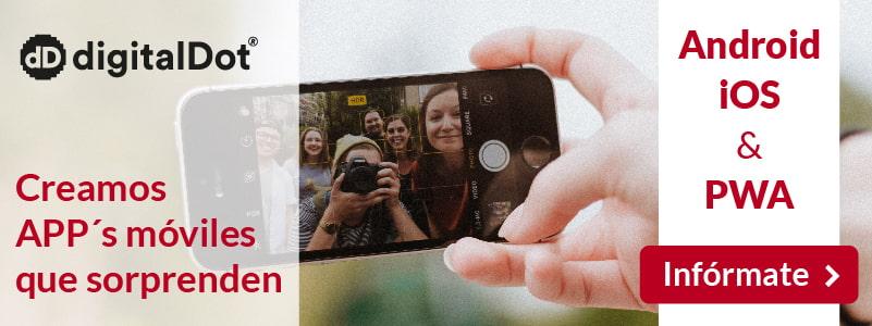 Diseño de app. digitalDot
