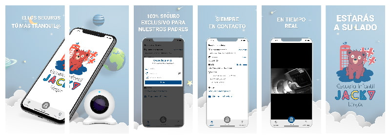 Mejores screenshots para app. digitalDot