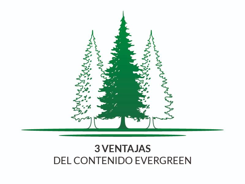 Ventajas del contenido evergreen