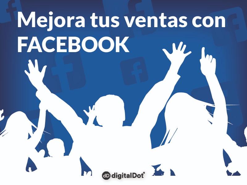 Gana clientes con Facebook