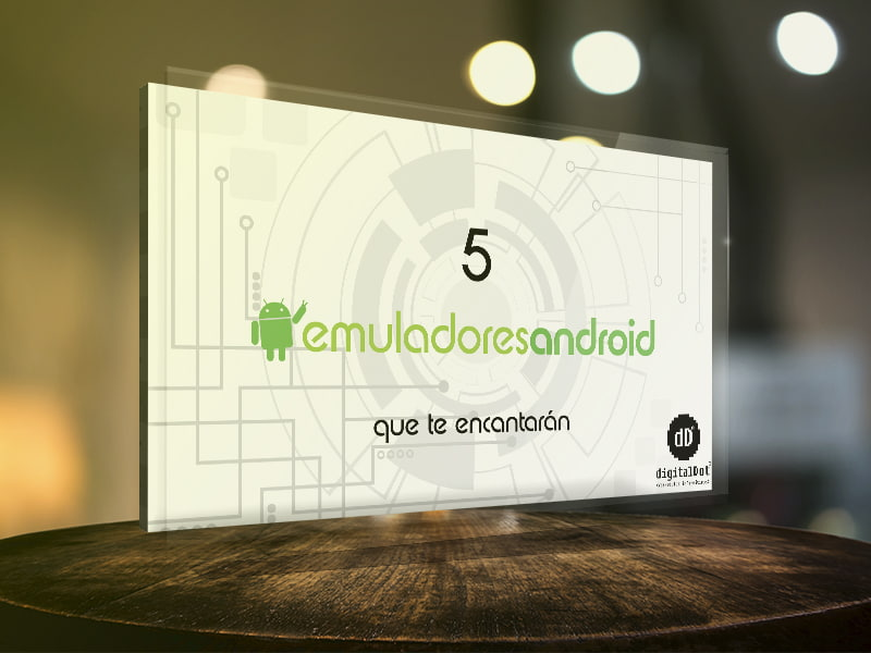 5 Emuladores Android para Windows