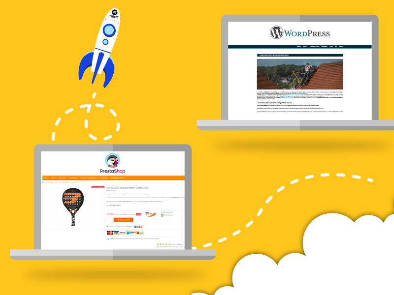 Blog de WordPress para Prestashop