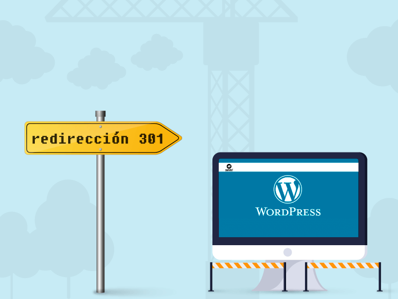 Redirección 301 para enlaces rotos de Wordpess