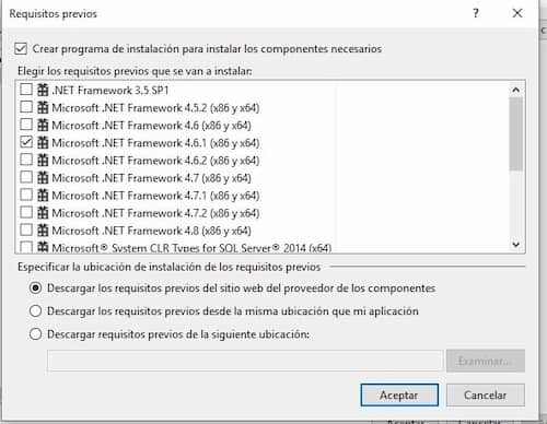 requisitos minimos app windows