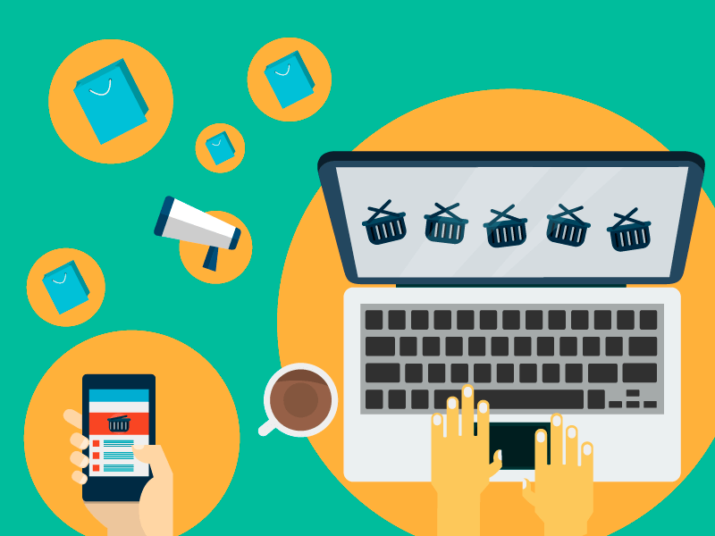 4 claves SEO para ECOMMERCE
