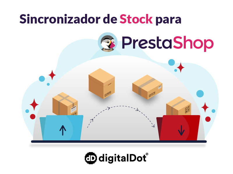Sincronizador de stock para Prestashop