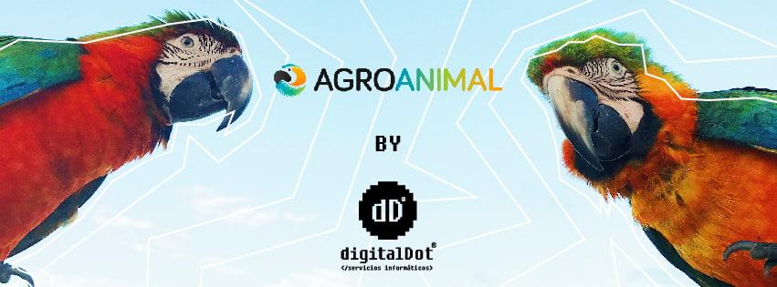 Diseño y desarrollo web Agroanimal