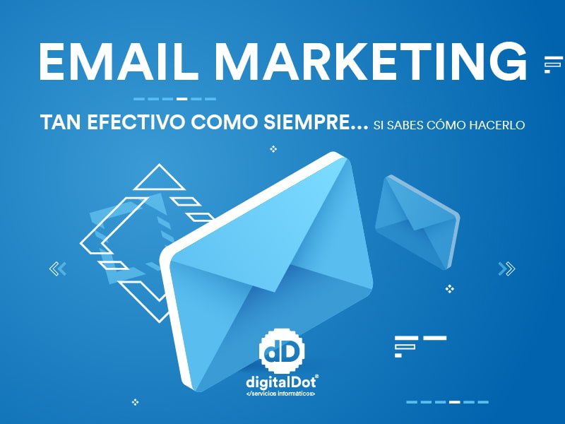 Ventajas de los email marketing