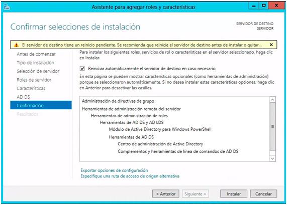 windows 2003 migración a windows 2012
