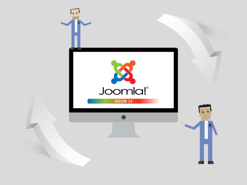 Joomla 2.5 a 3.4 archivos