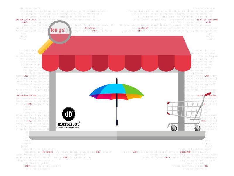 seo y diseño web murcia digitaldot
