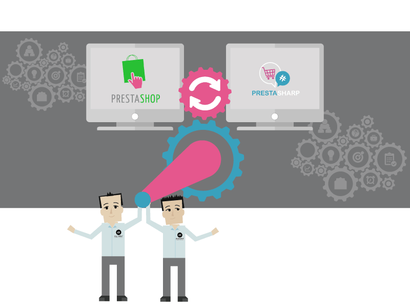 Prestasharp, desarrollo de sincronizador para Prestashop
