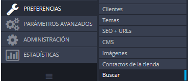 optimizacion base de datos tienda online prestashop