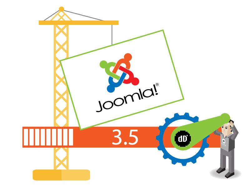 Actualización Joomla 3.5