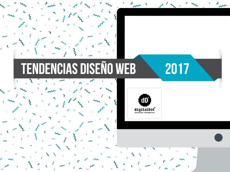 Tendencias en diseño Web 2017