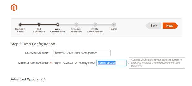 Instalar versión 2.1.5 de Magento