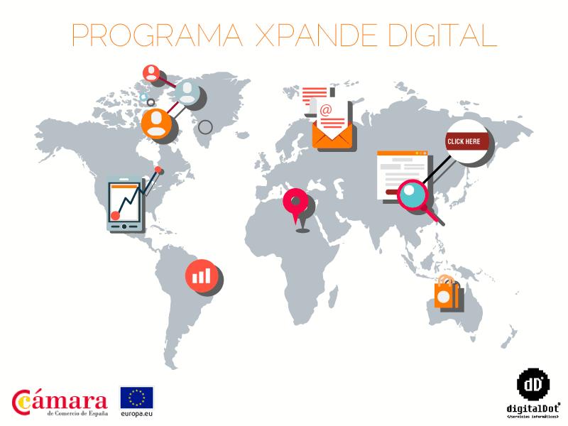 Ayudas Programa Xpande Digital Murcia