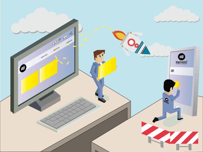 Diseño web responsive vs adaptativo