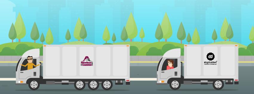 Desarrollo y diseño de tienda online Alfombras de Camión