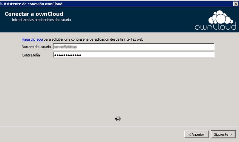 instalar server nas owncloud